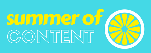 Summer of Content